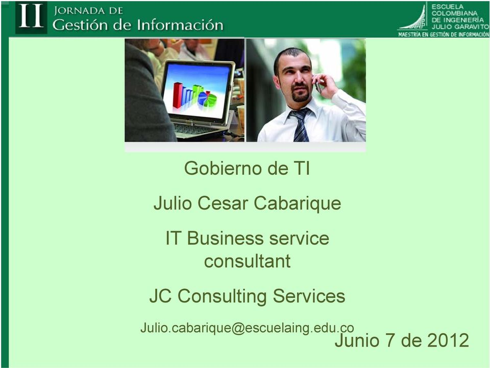consultant JC Consulting Services
