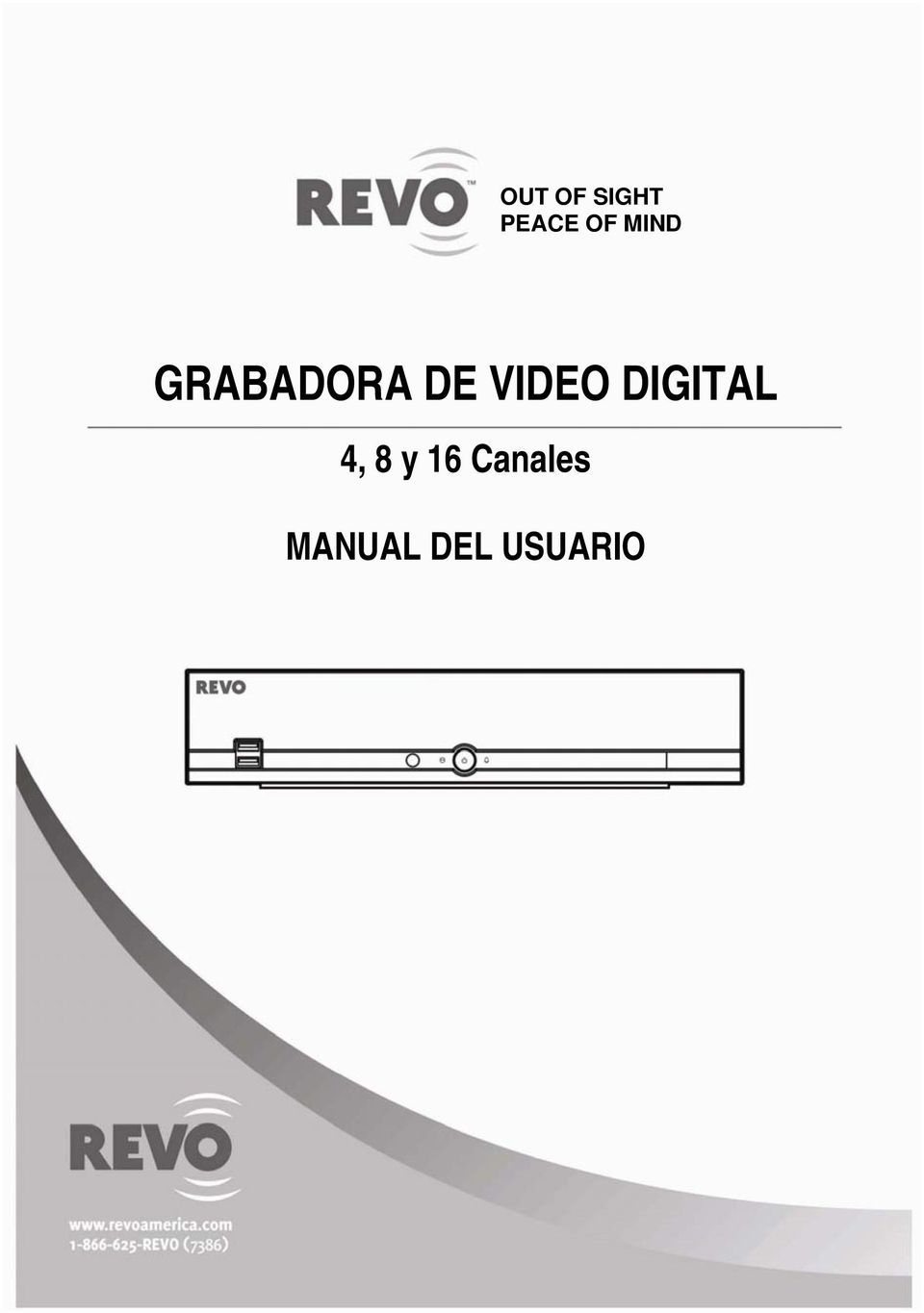VIDEO DIGITAL 4, 8 y