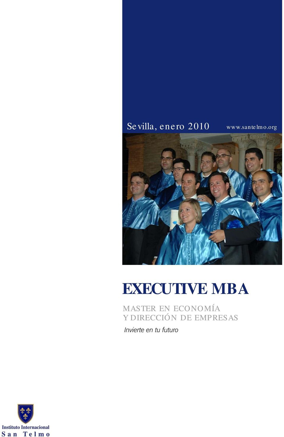org EXECUTIVE MBA