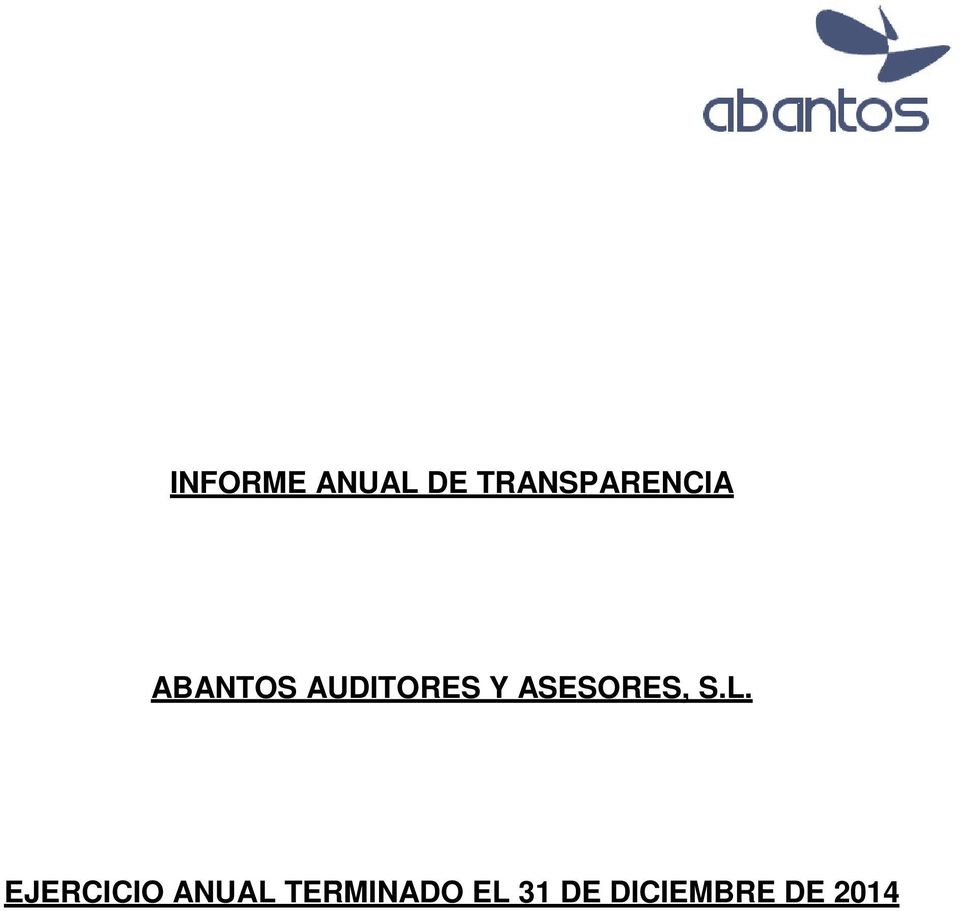 AUDITORES Y ASESORES, S.L.