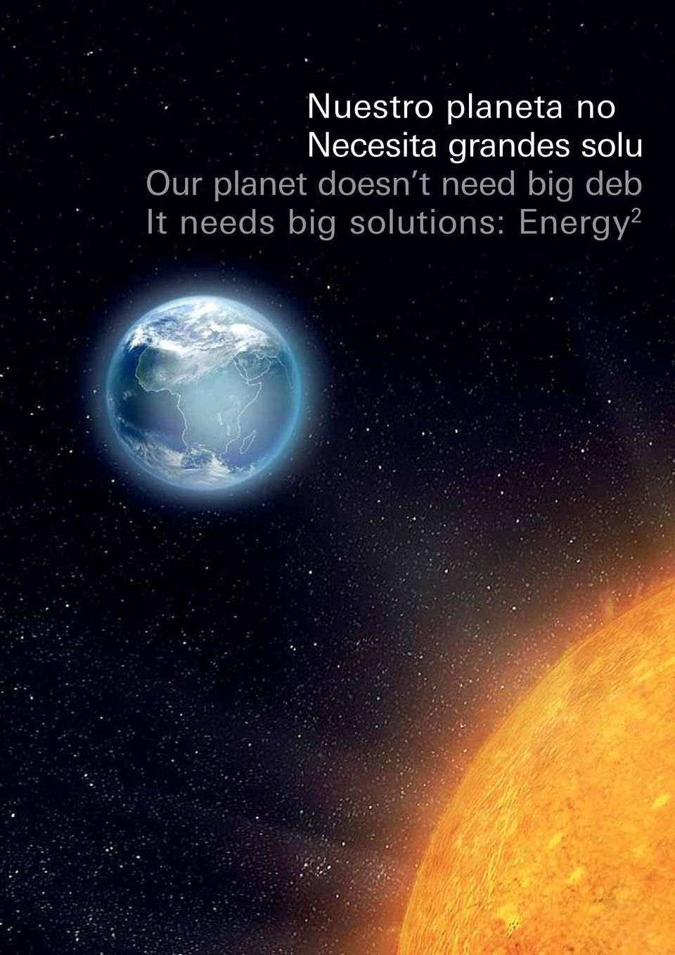 planet doesn t need big