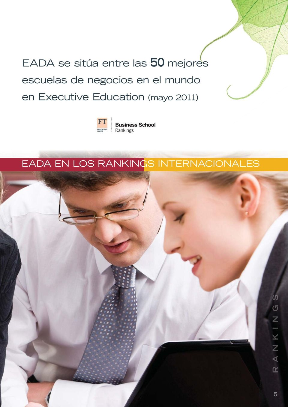 Executive Education (mayo 2011) EADA EN