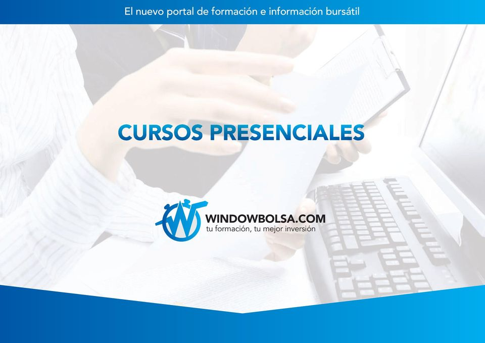 bursátil WINDOWBOLSA.