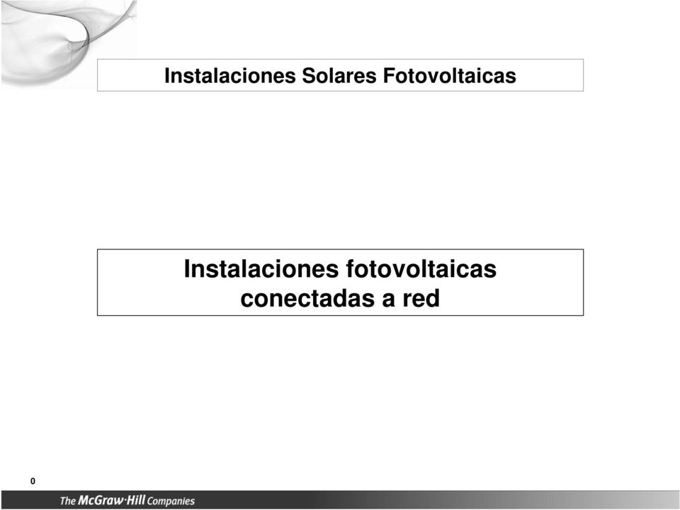 Fotovoltaicas a red.