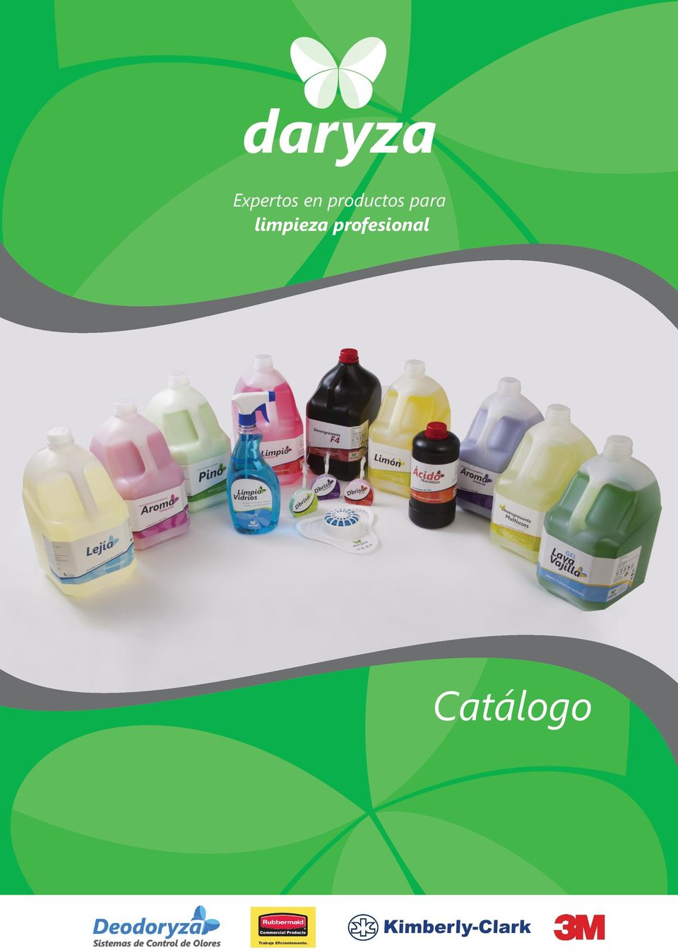 Catálogo Commercial Products
