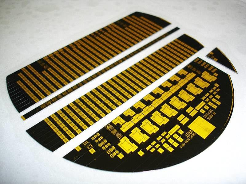 Phased array X-band flat