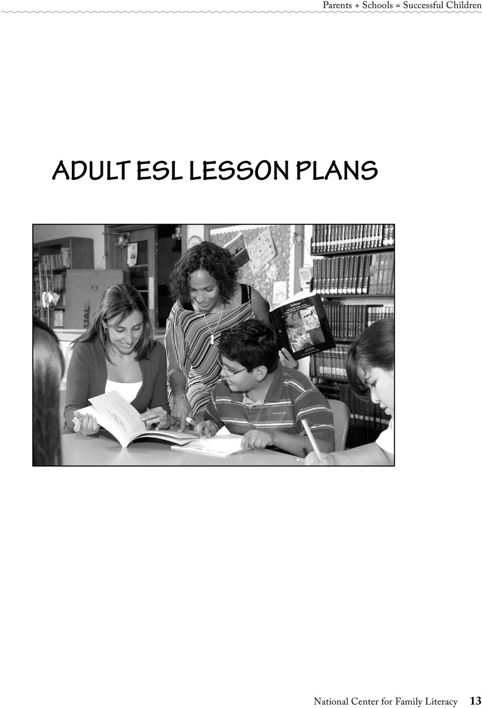 ESL Lesson Plans National