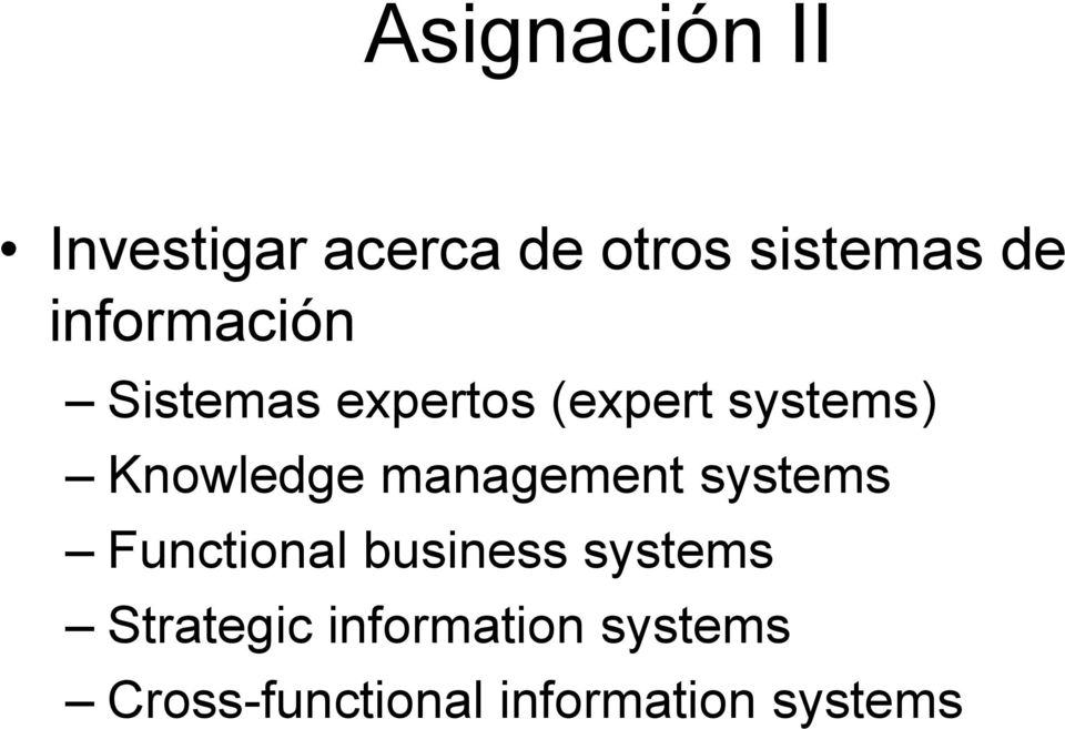 Knowledge management systems Functional business