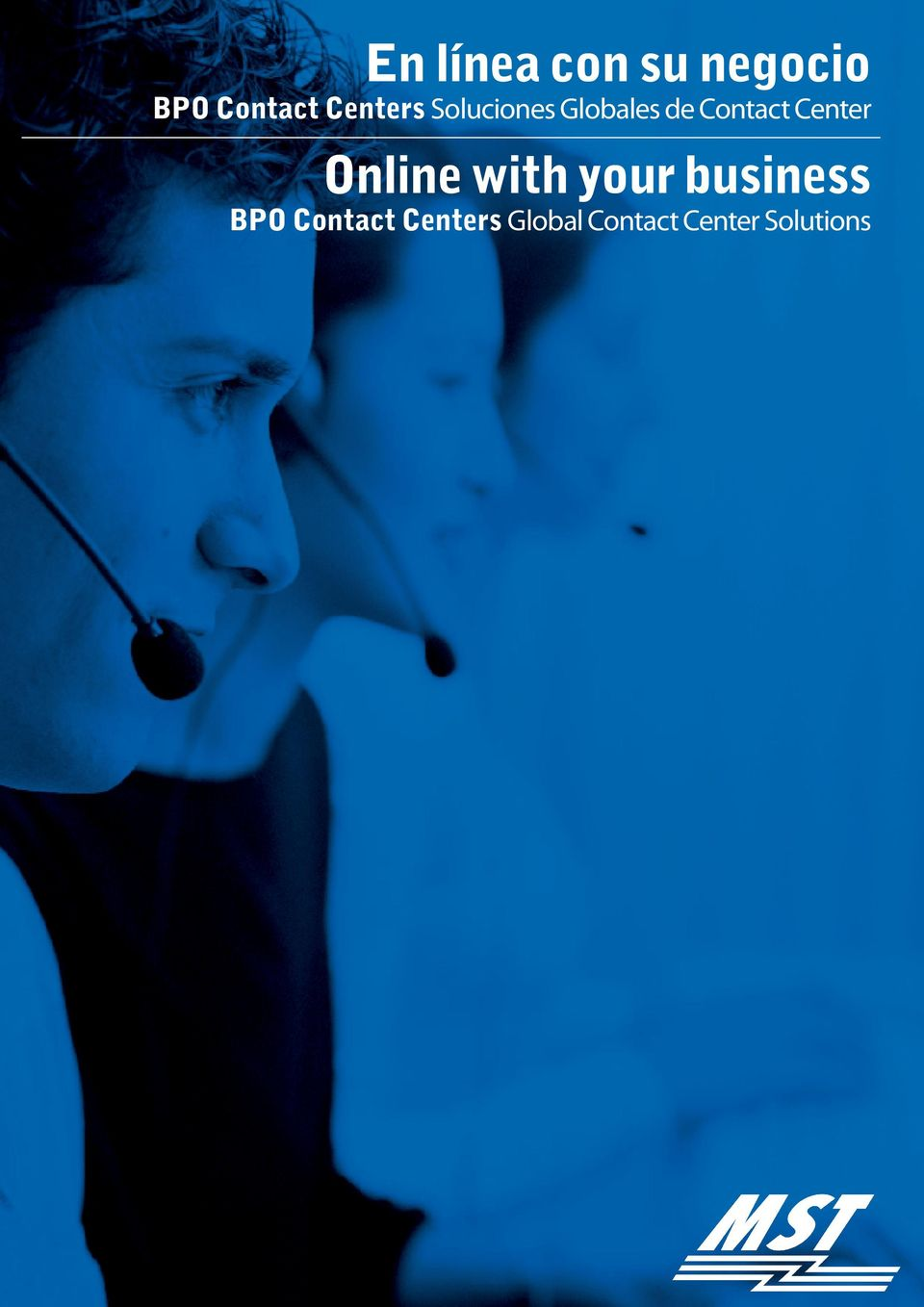 Center Online with your business BPO