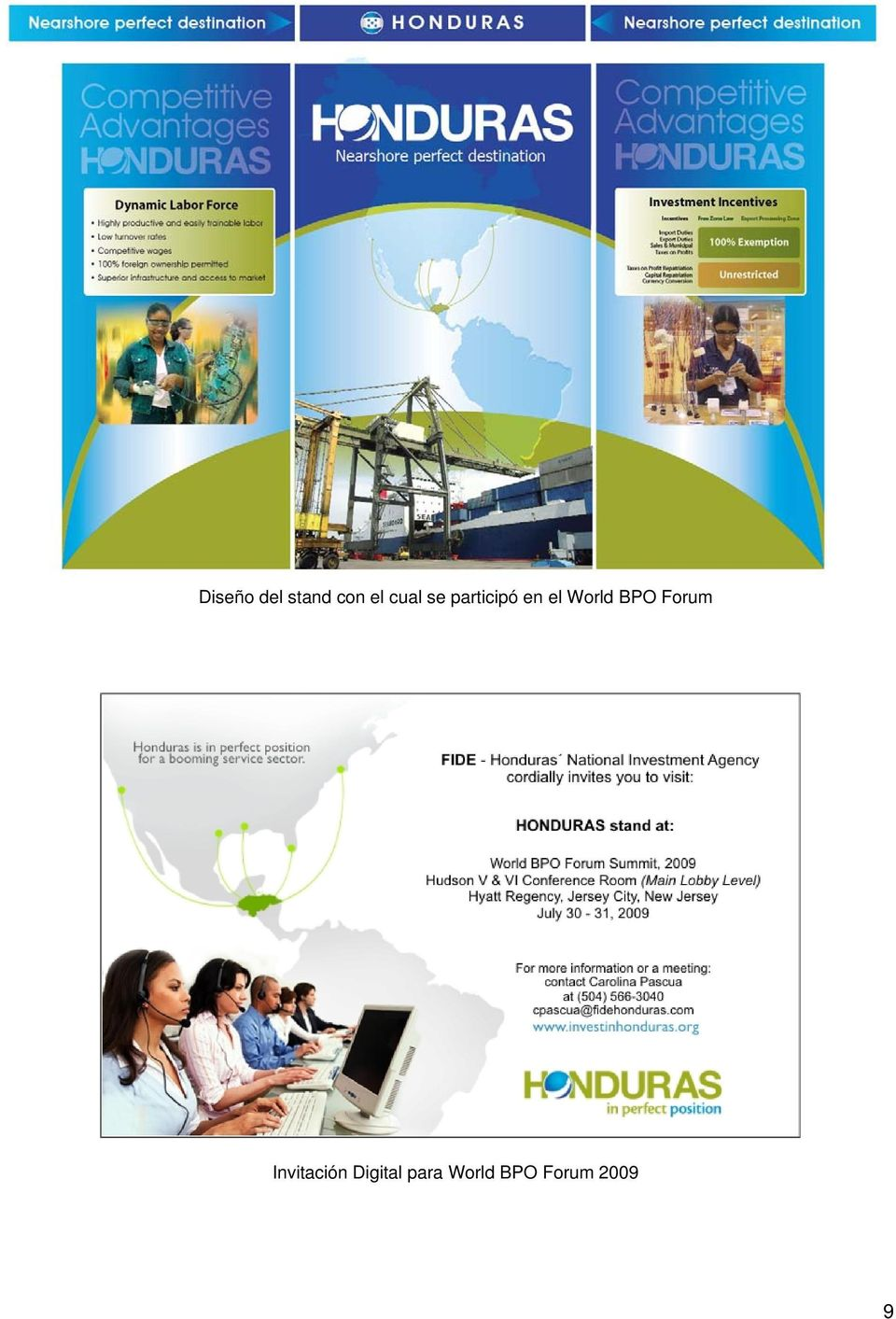 World BPO Forum Invitación