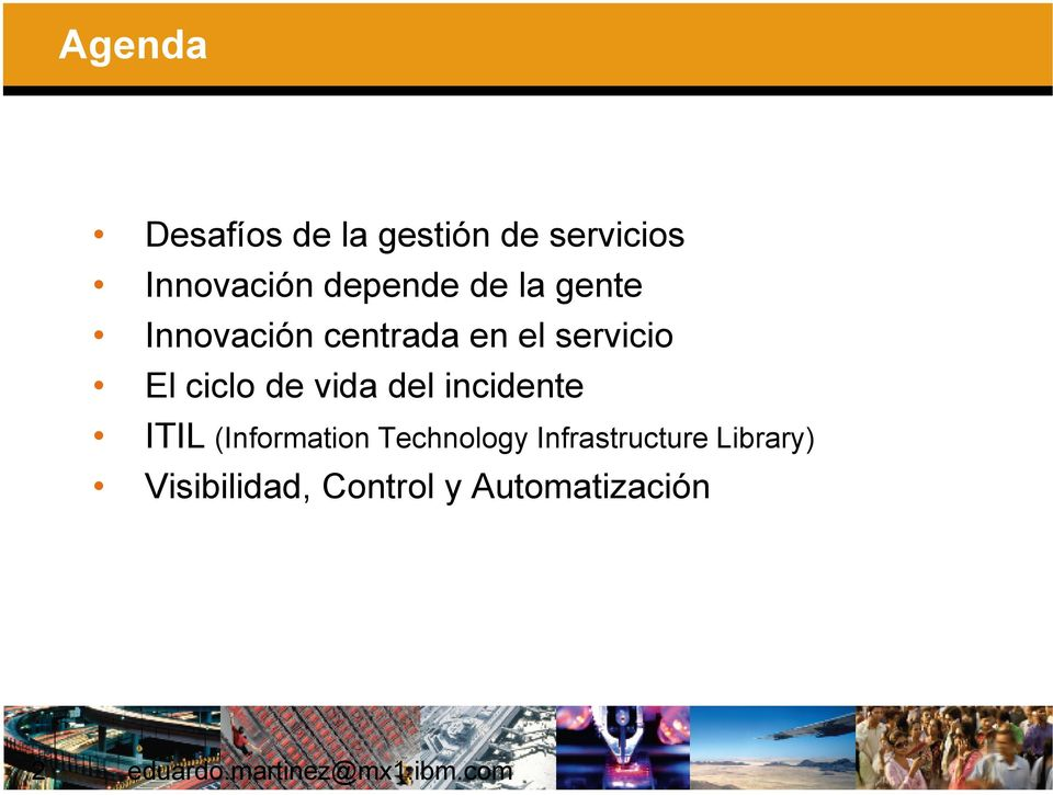 incidente ITIL (Information Technology Infrastructure Library)