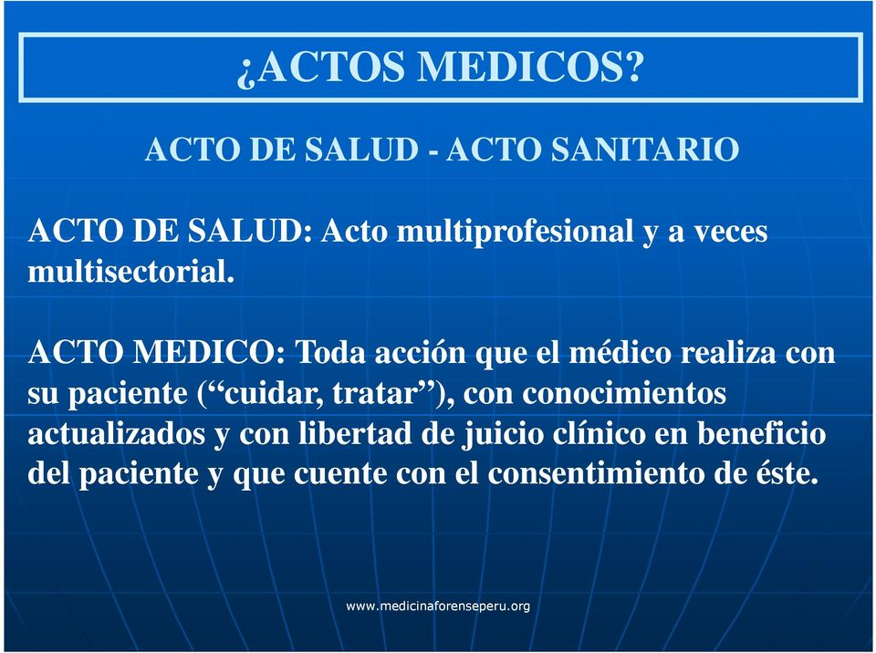multisectorial.