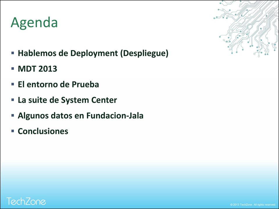Prueba La suite de System Center