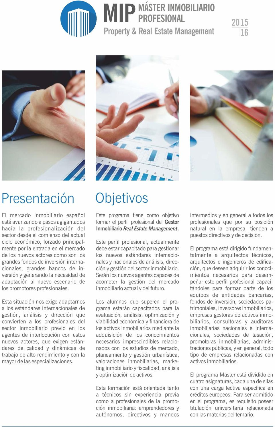 promotores profesionales.