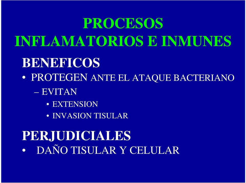 BACTERIANO EVITAN EXTENSION INVASION