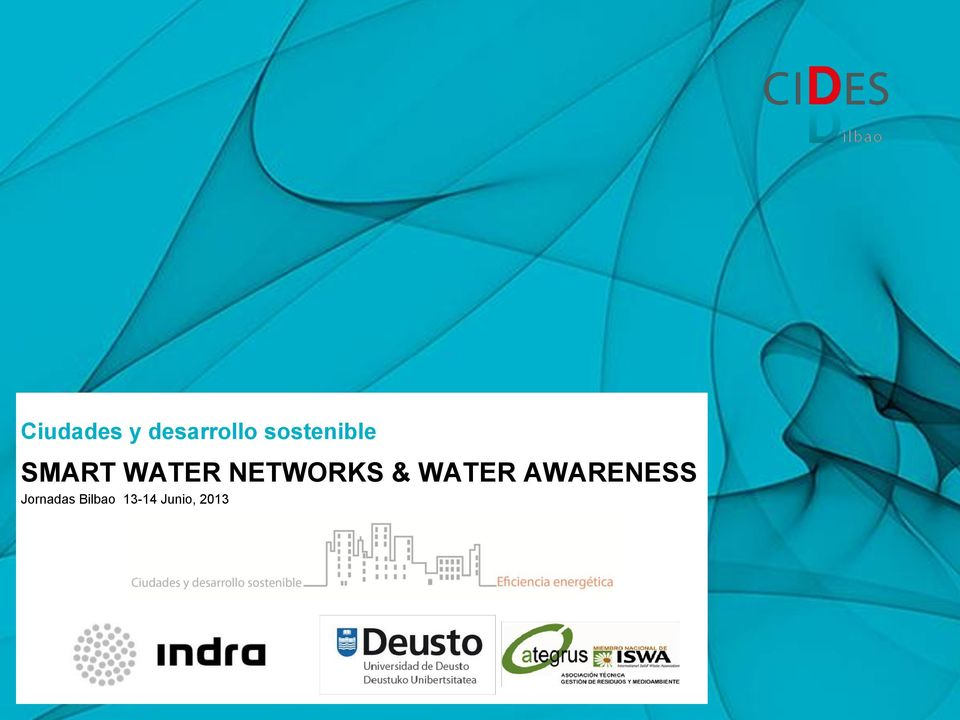 NETWORKS & WATER AWARENESS