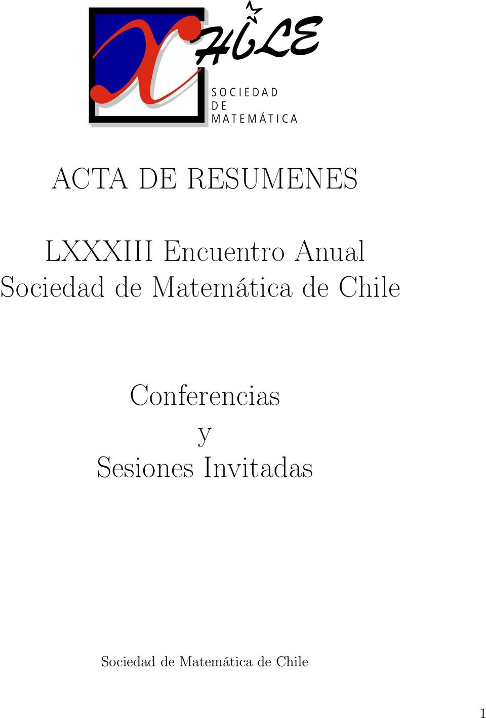 Chile Conferencias y Sesiones