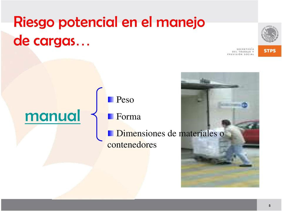 manual Forma Dimensiones