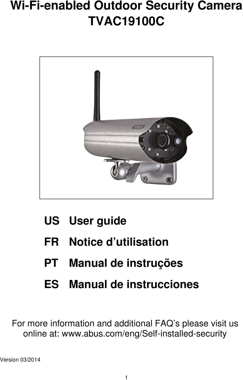 instrucciones For more information and additional FAQ s please