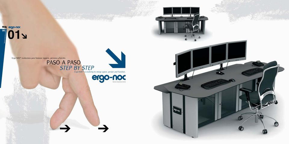 PASO A PASO STEP BY STEP Ergo-NOC is