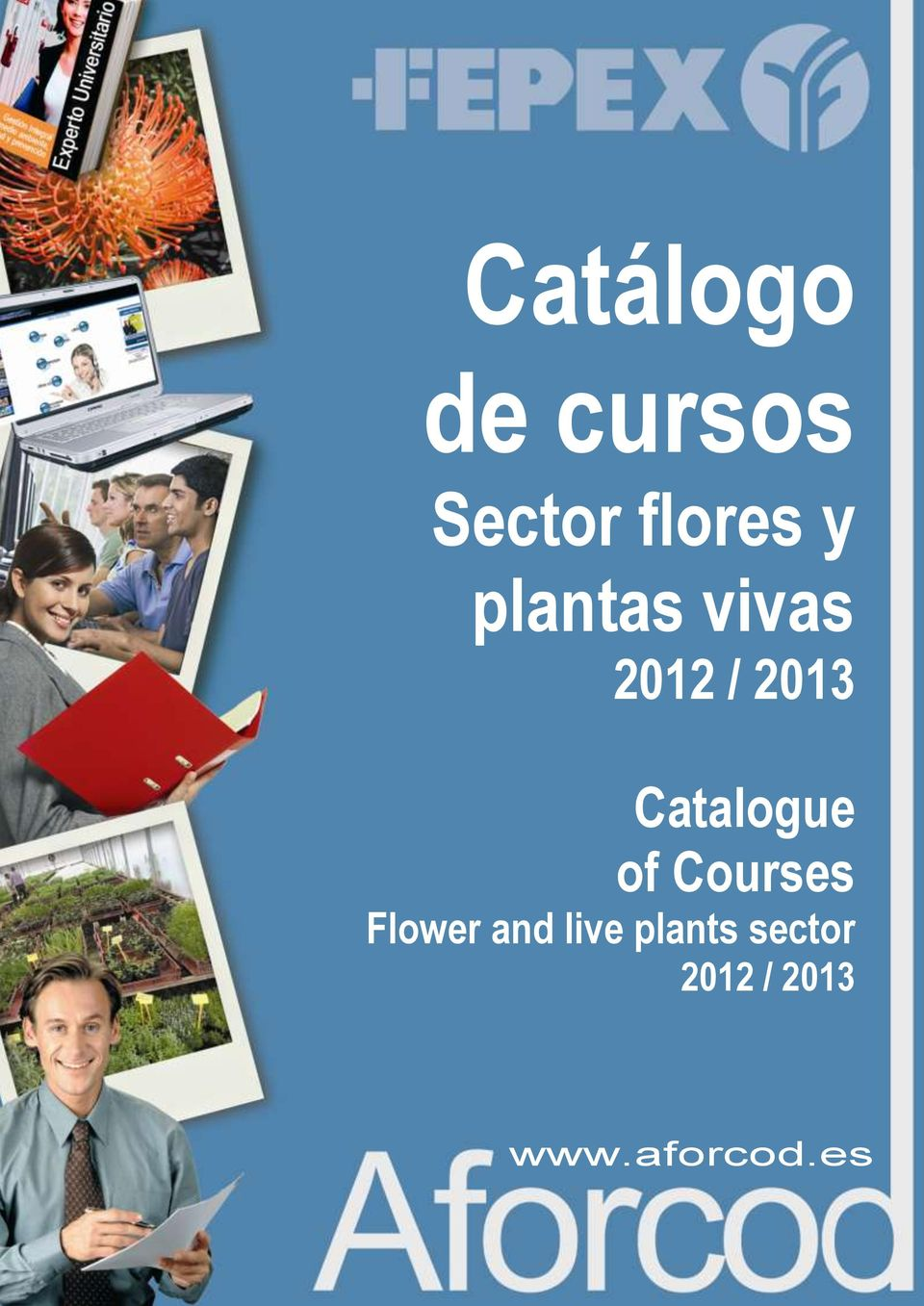 Catalogue of Courses Flower and