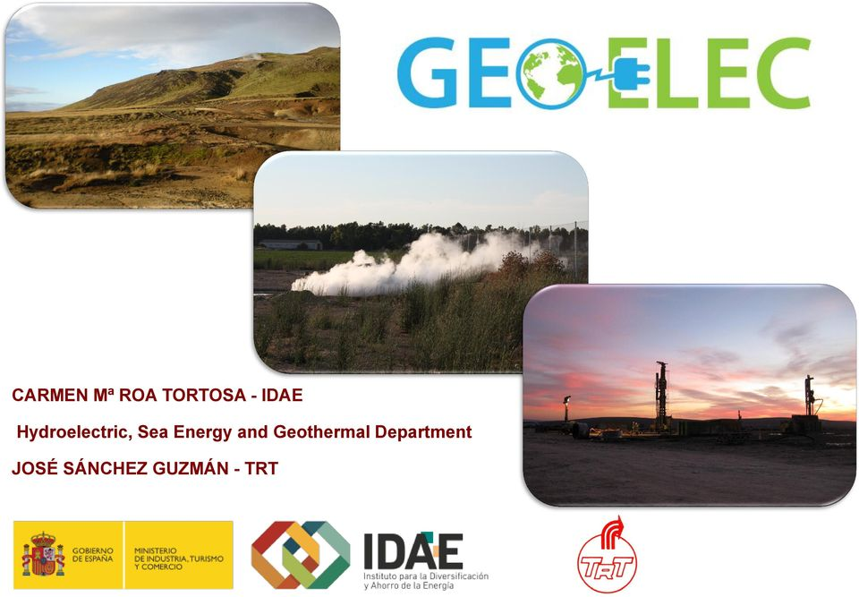 Energy and Geothermal