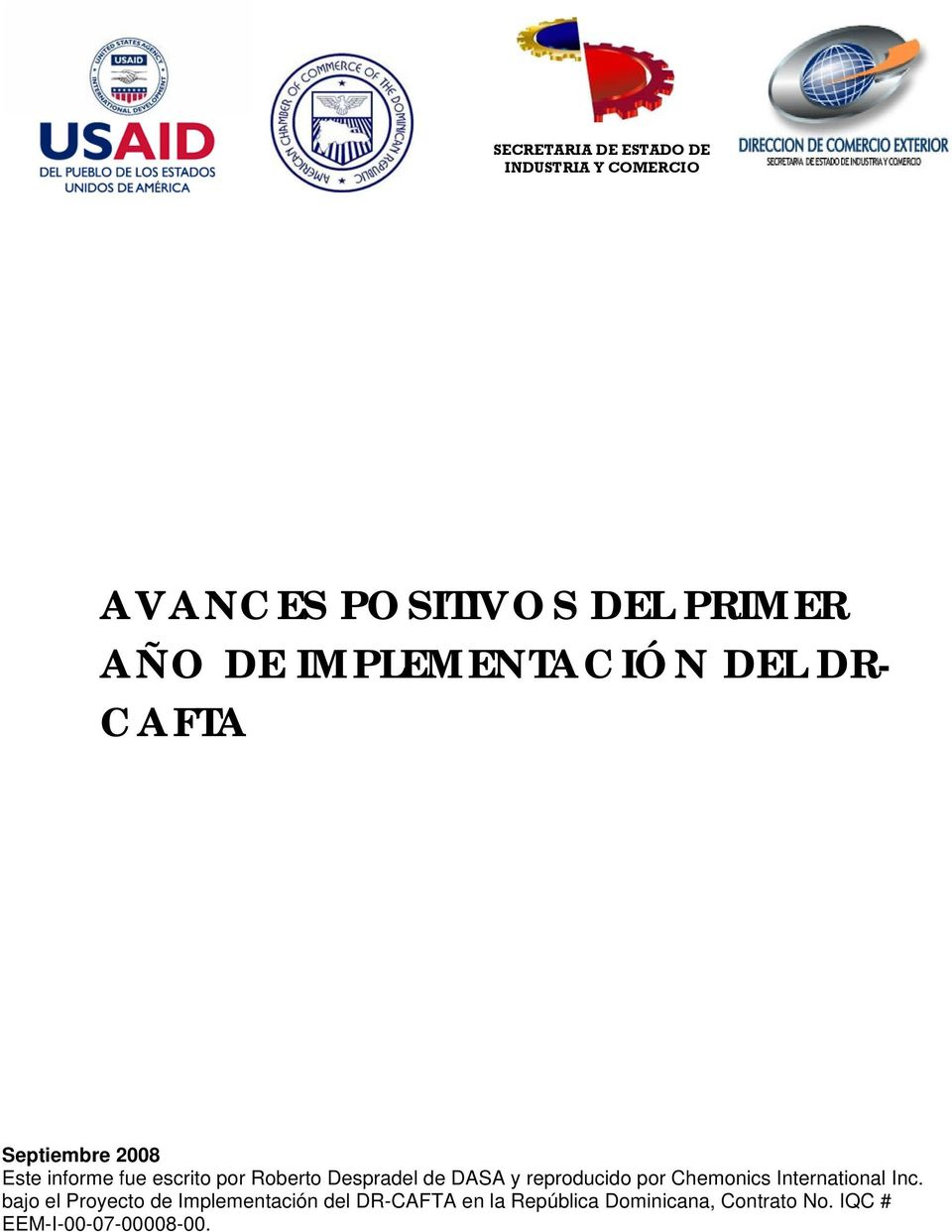 Despradel de DASA y reproducido por Chemonics International Inc.