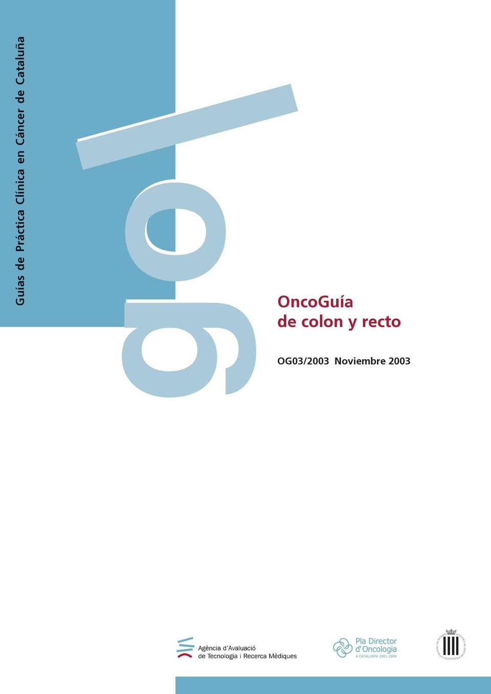 OncoGuía de colon y recto