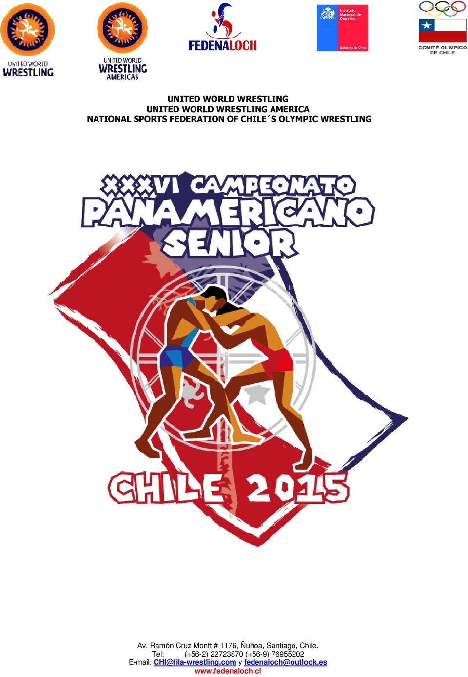 FEDERATION OF CHILE S