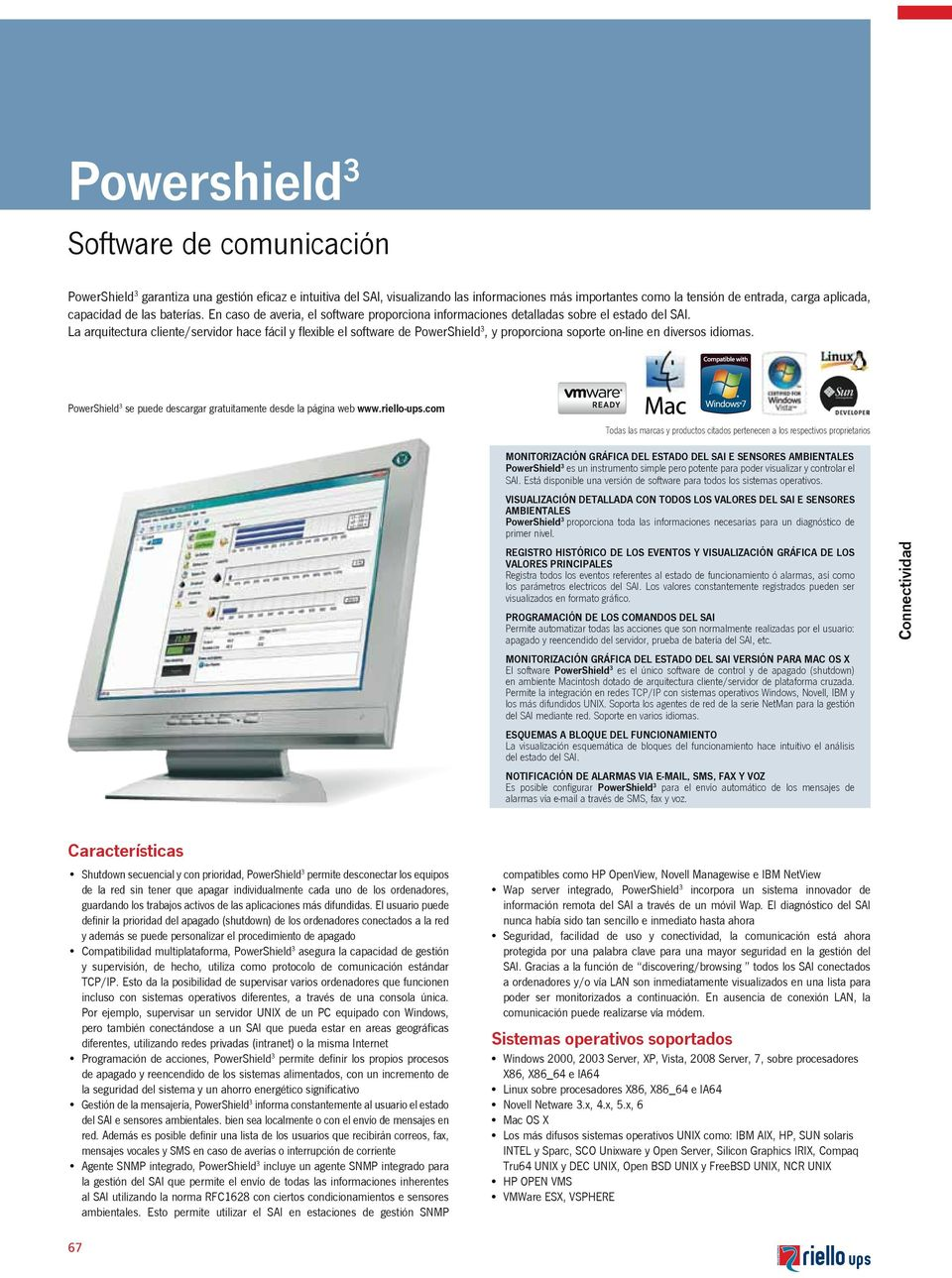 Powershield 3 software de comunicaci n caracter sticas pdf for Arquitectura x86 pdf