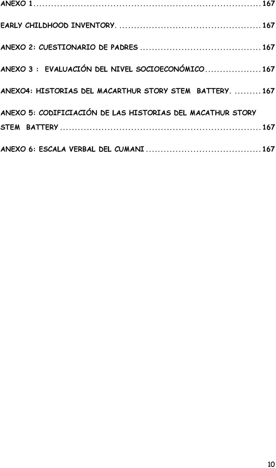 ..167 ANEXO4: HISTORIAS DEL MACARTHUR STORY STEM BATTERY.