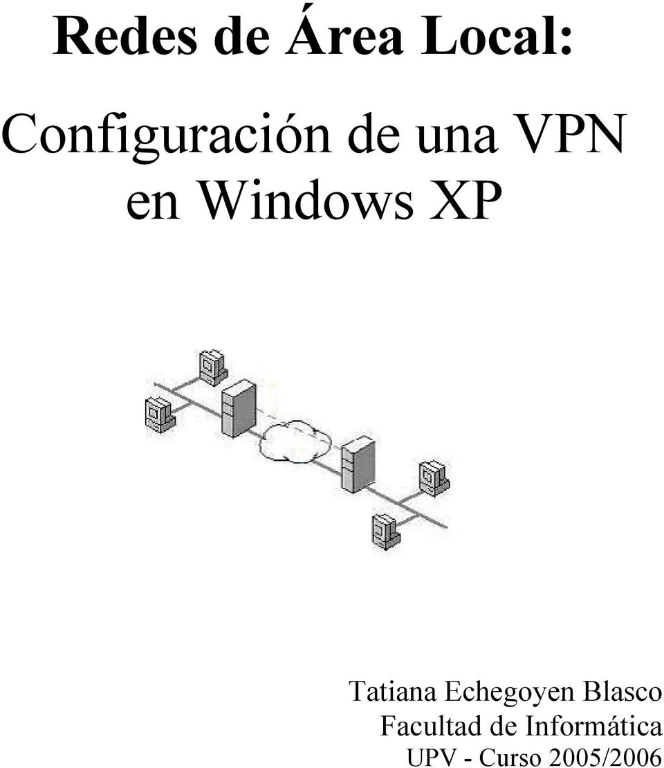 Windows XP Tatiana Echegoyen