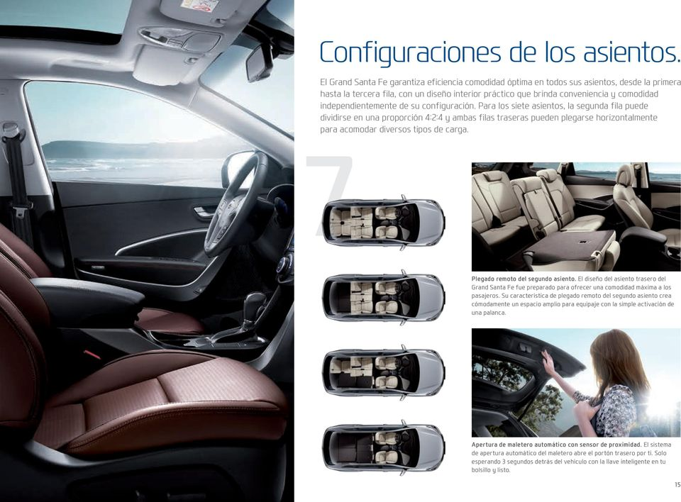 independientemente de su configuración.