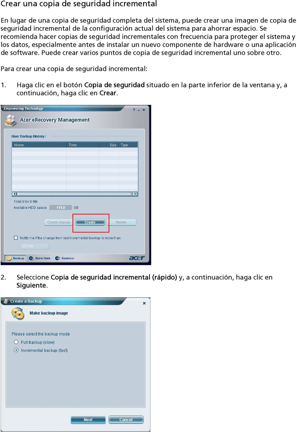 acer erecovery management download 32 bit