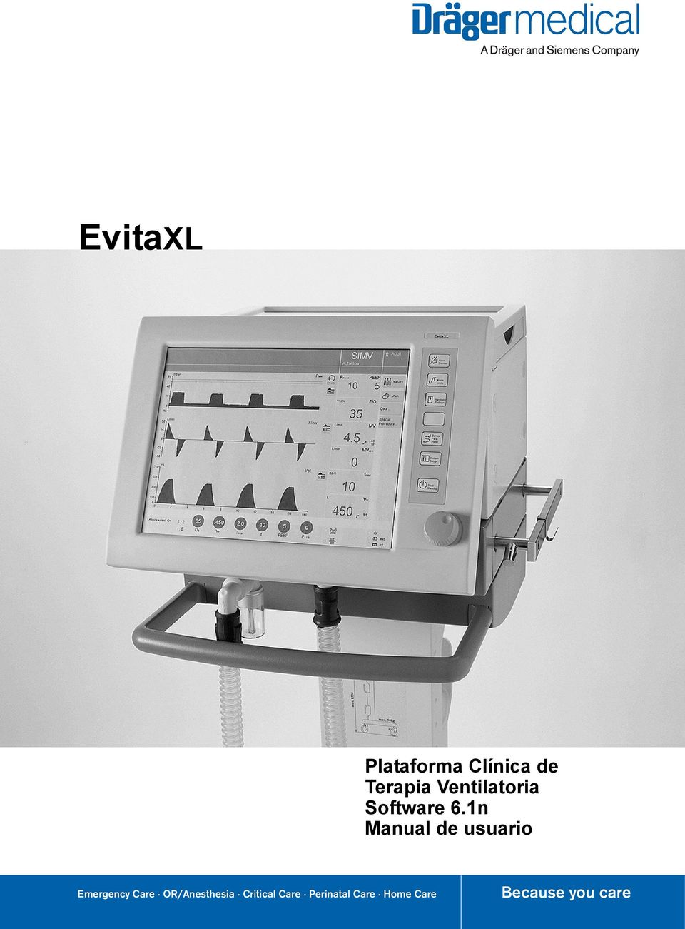 1n Manual de usuario Emergency Care