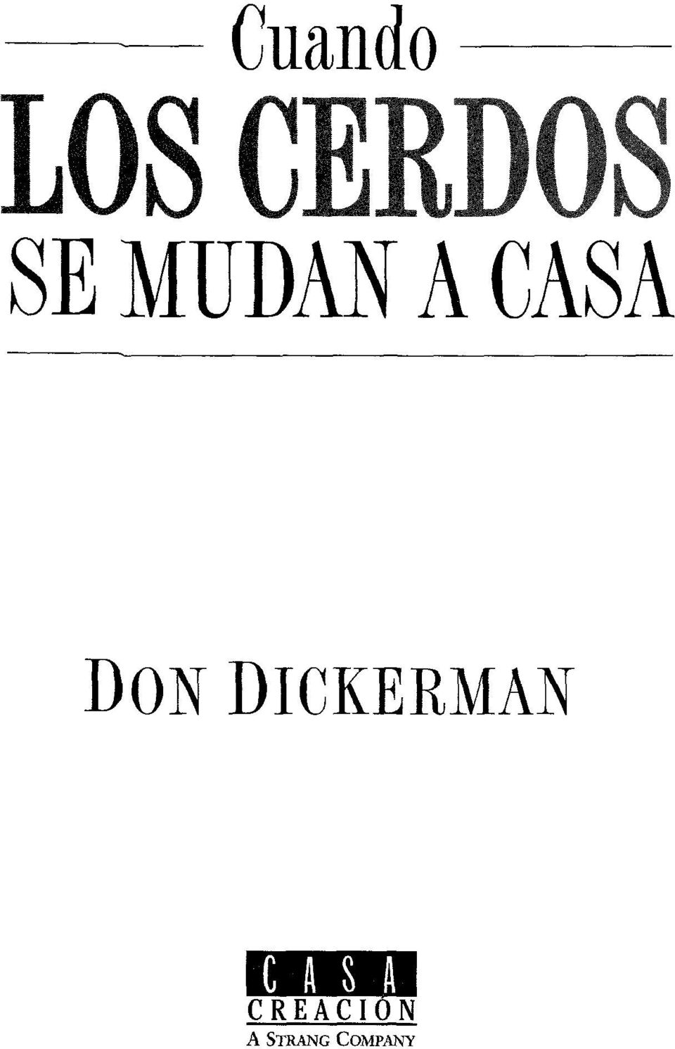 DICKERMAN e A S A