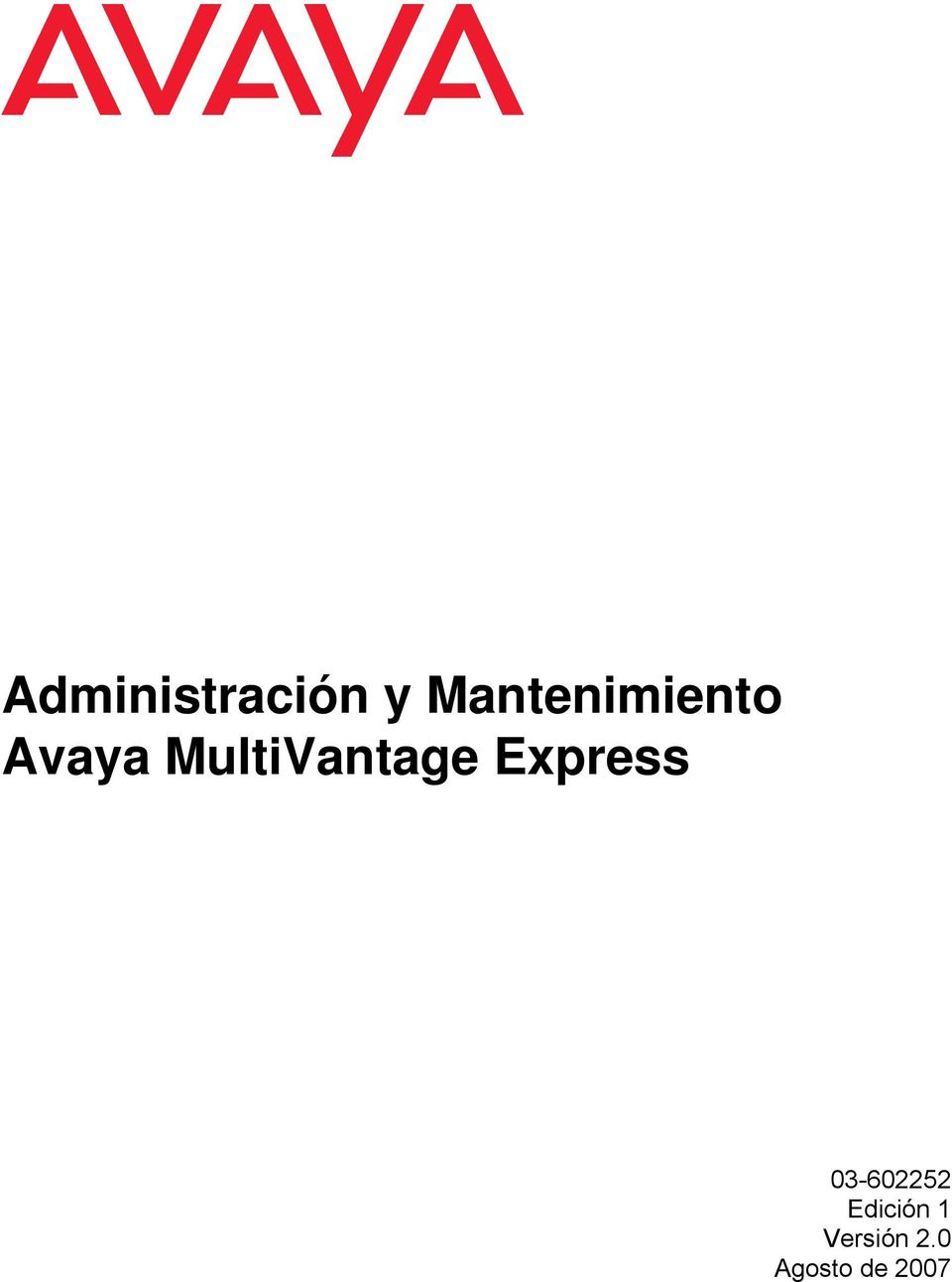 MultiVantage Express