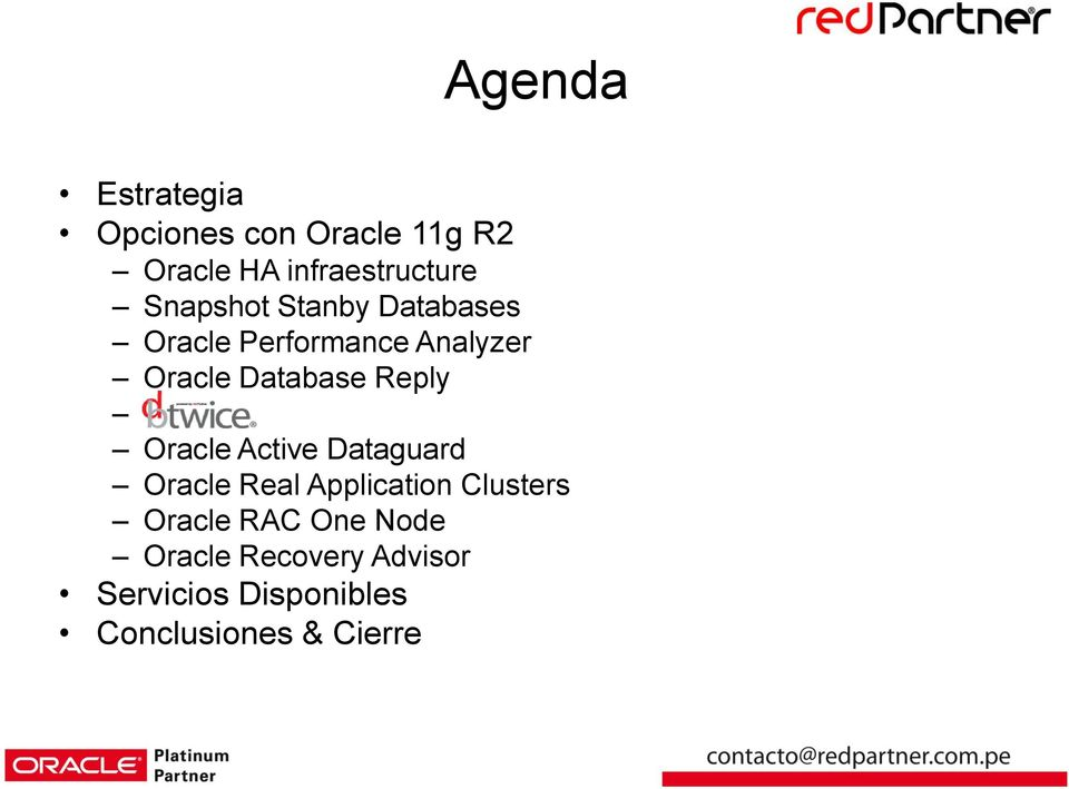 Reply Oracle Active Dataguard Oracle Real Application Clusters Oracle