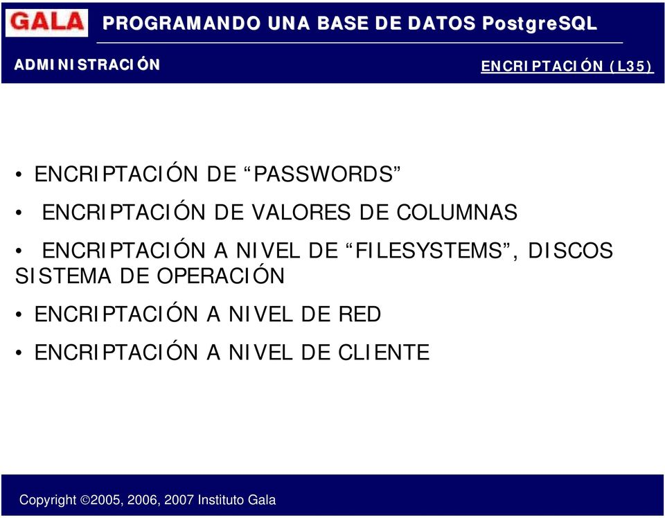 NIVEL DE FILESYSTEMS, DISCOS SISTEMA DE OPERACIÓN