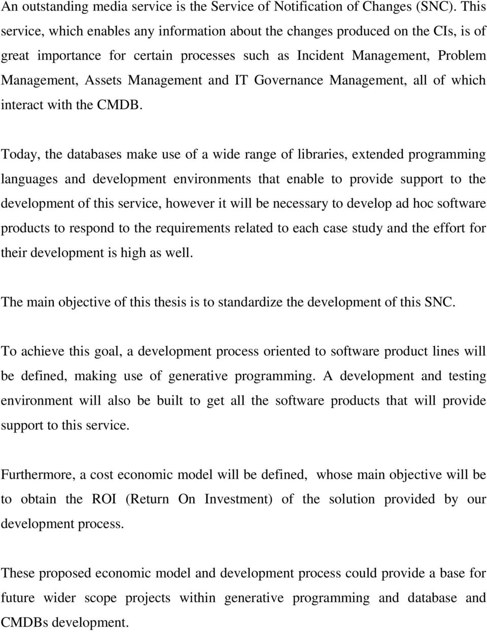 IT Governance Management, all of which interact with the CMDB.