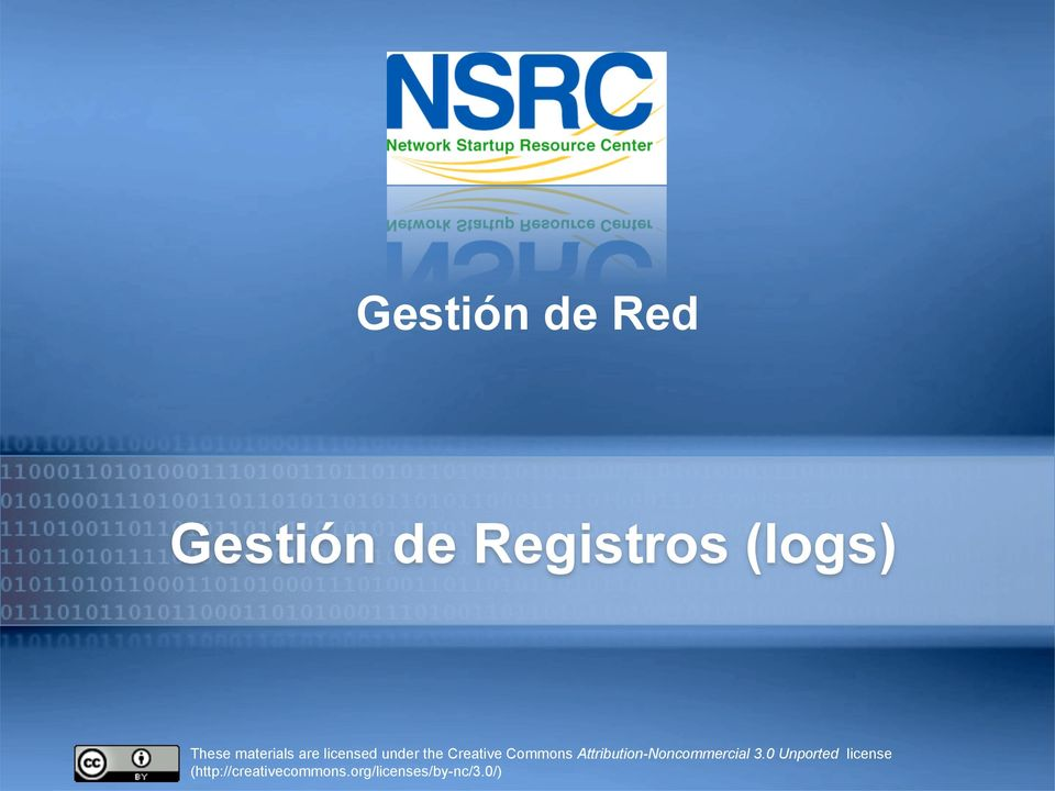 Commons Attribution-Noncommercial 3.