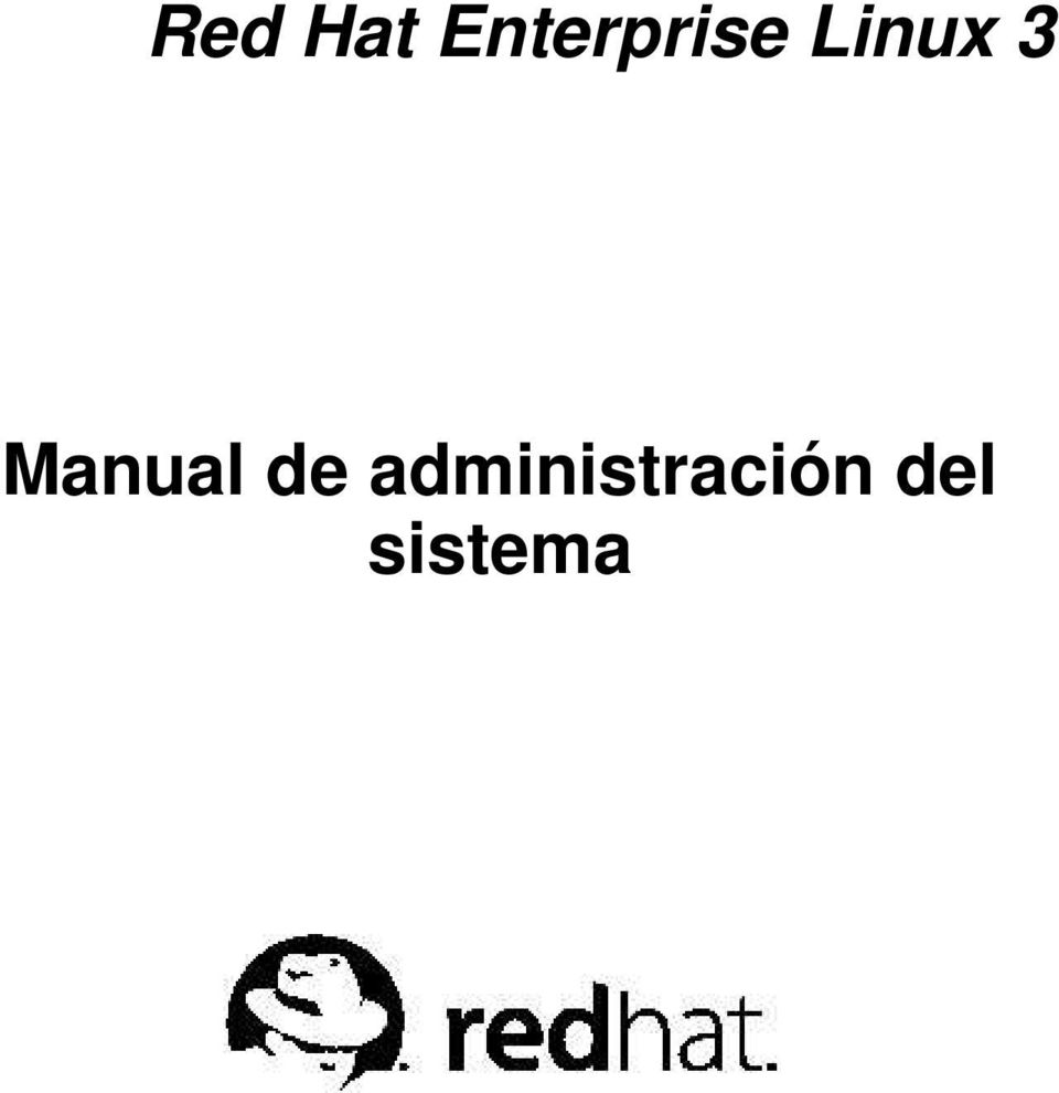 Linux 3 Manual