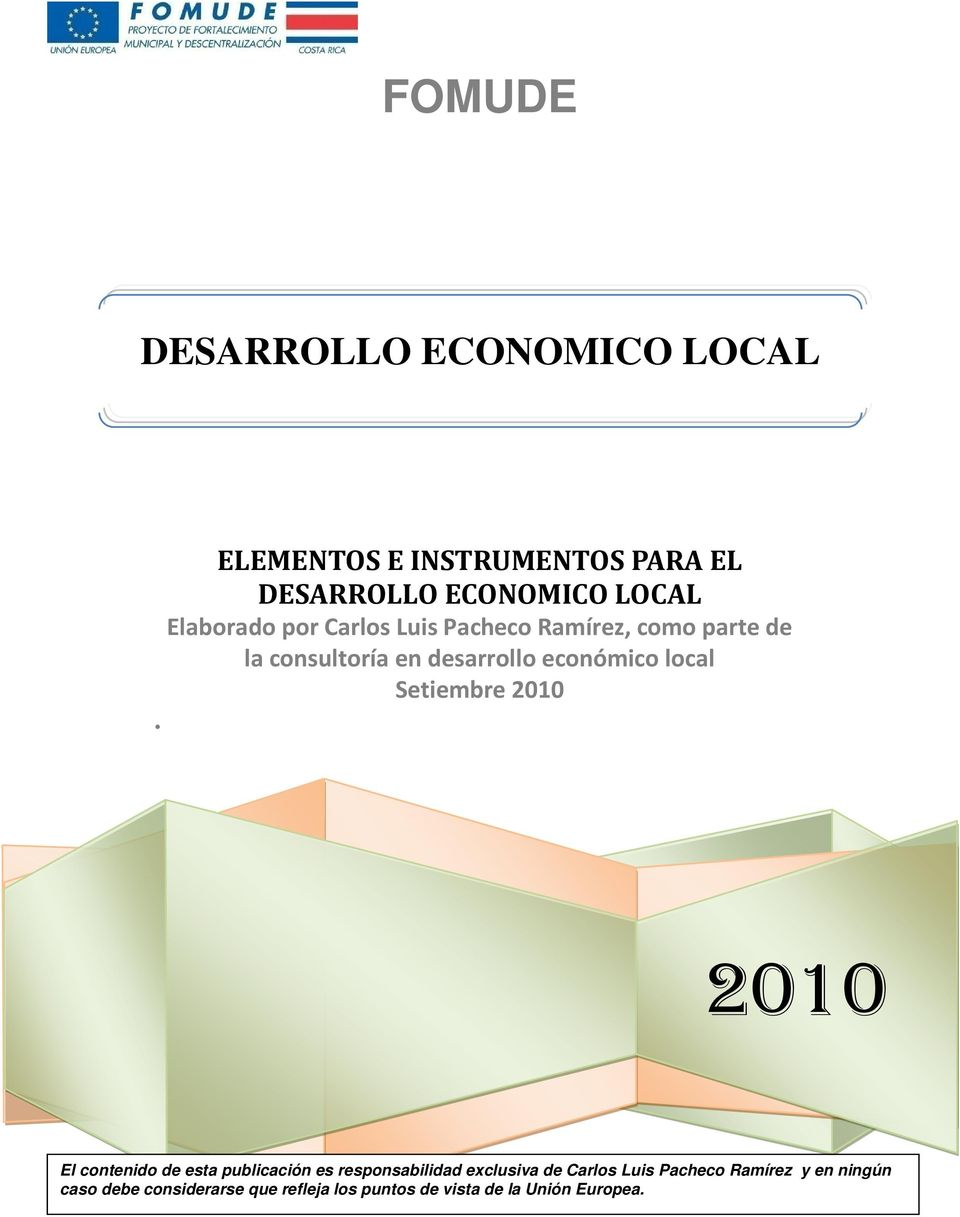 local Setiembre 2010.