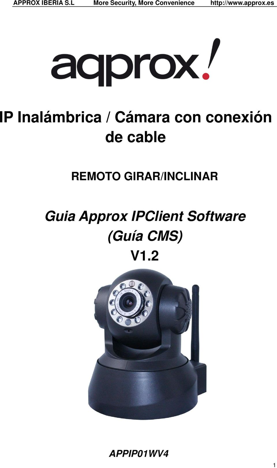 GIRAR/INCLINAR Guia Approx