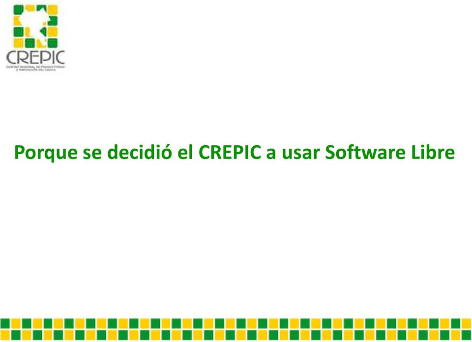 CREPIC a
