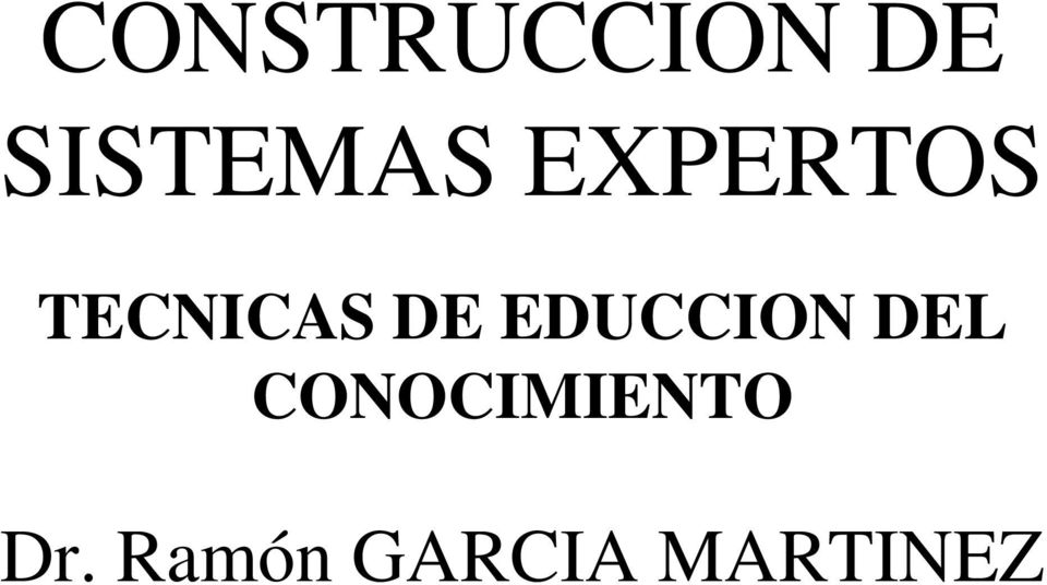 EDUCCION DEL