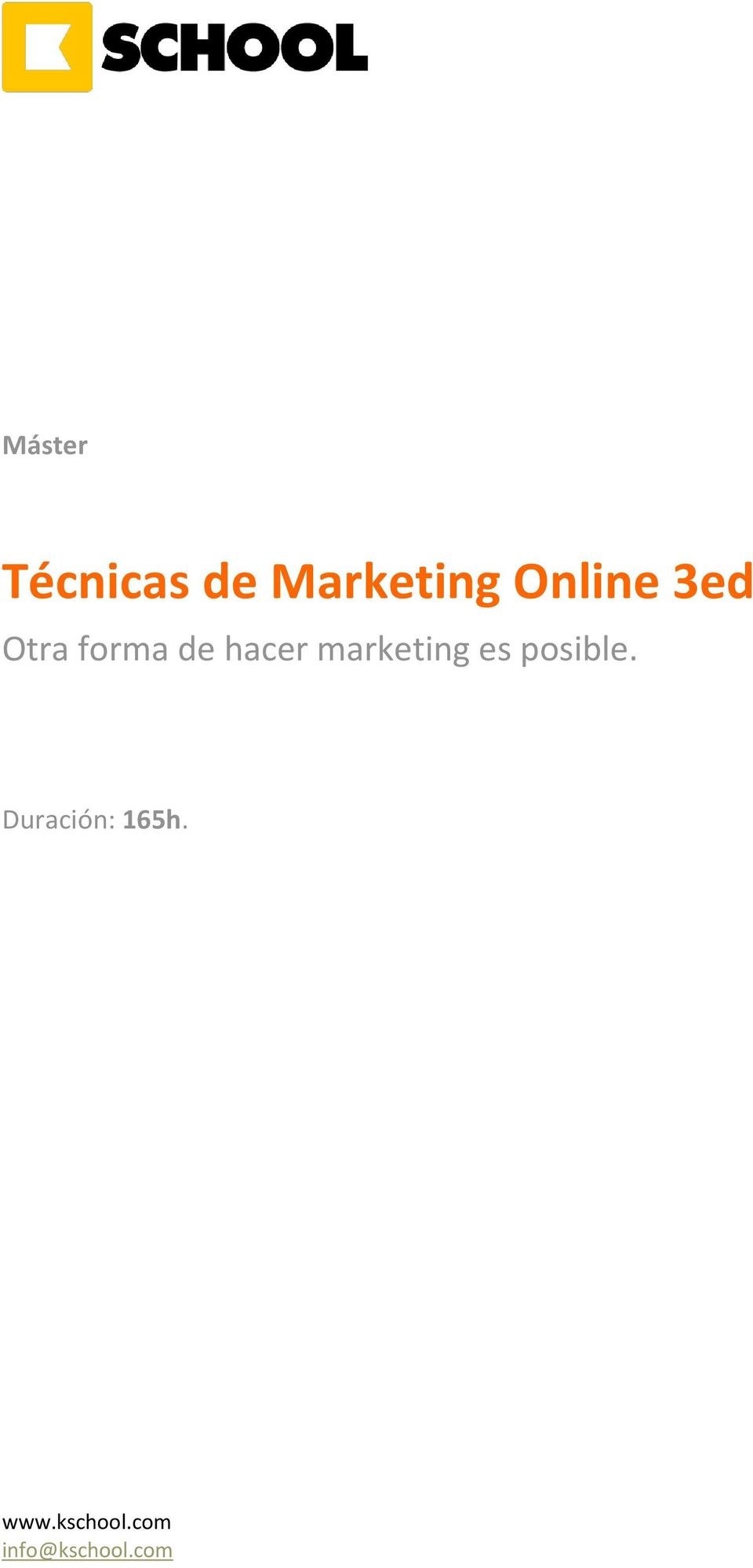 marketing es