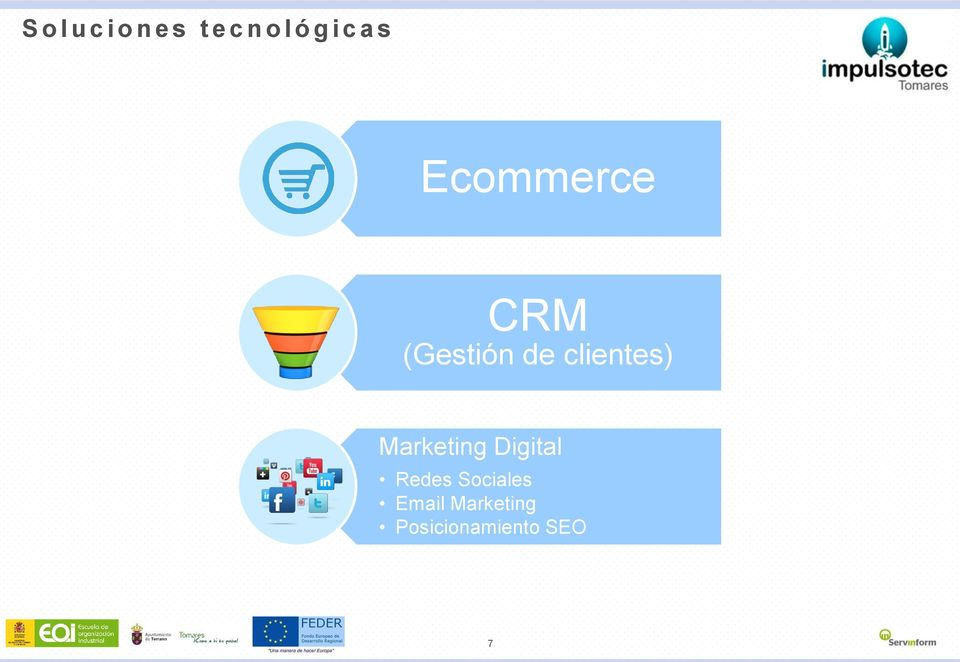 clientes) Marketing Digital Redes