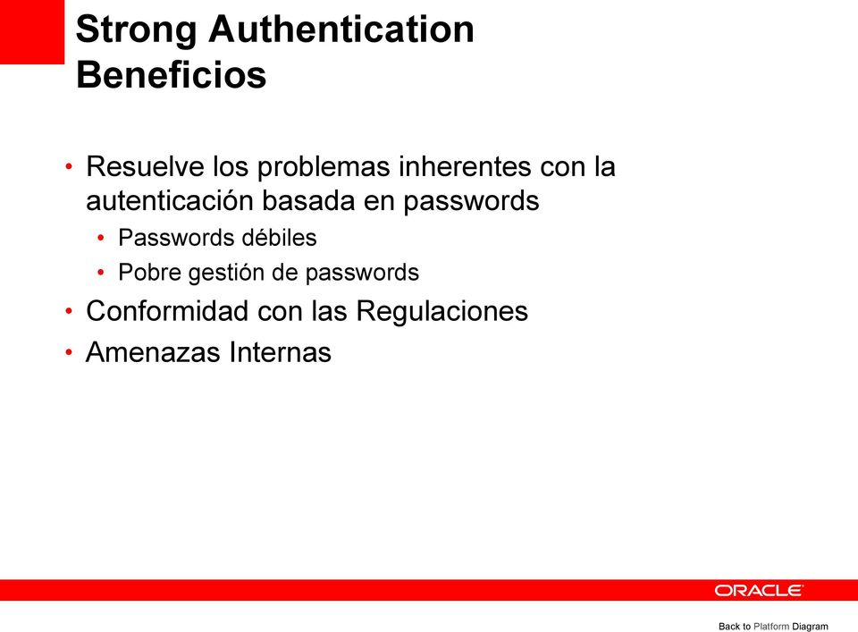 en passwords Passwords débiles Pobre gestión de