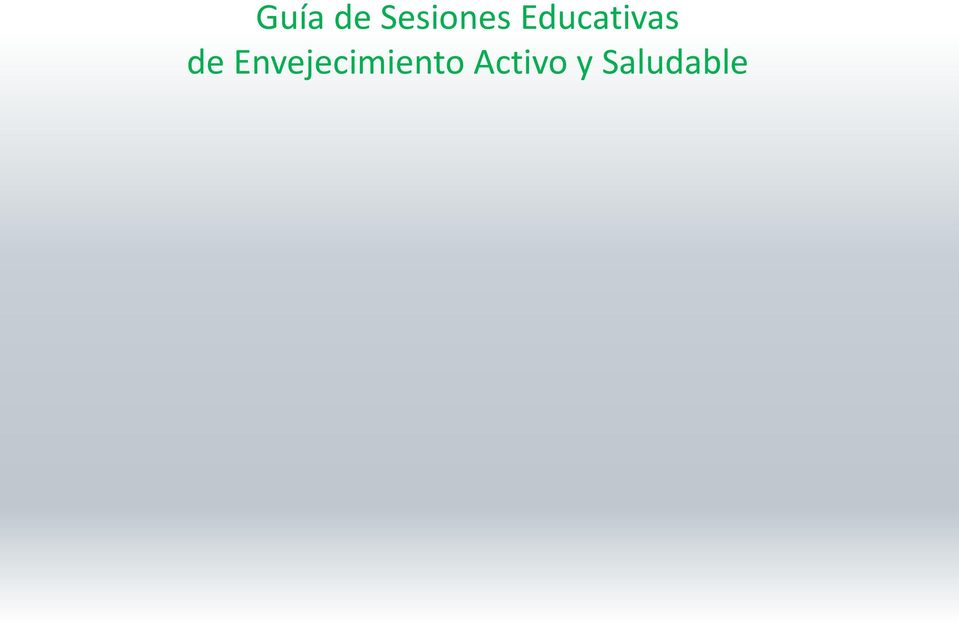 Educativas de